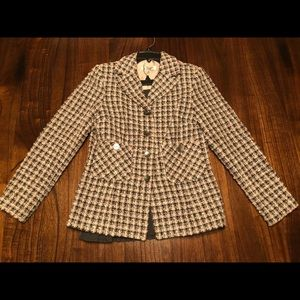 Ladies' Two Piece Twill Suit